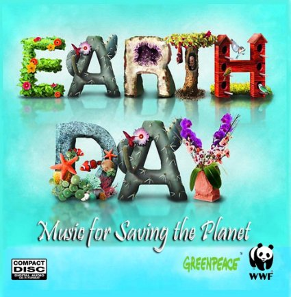 Earth Day: Music for Saving the Planet